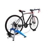 BIKIGHT Aluminium Alloy Bike Rollers Stationary Cycling Bike Trainer Bike Stand Fitness Sport Exercise Tools