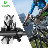 Bike Phone Mount for iPhone 11 PRO Max HuaWei Xiaomi Motorcycle Bicycle Phone Mount Mountain Bike Mount Bike Accessories