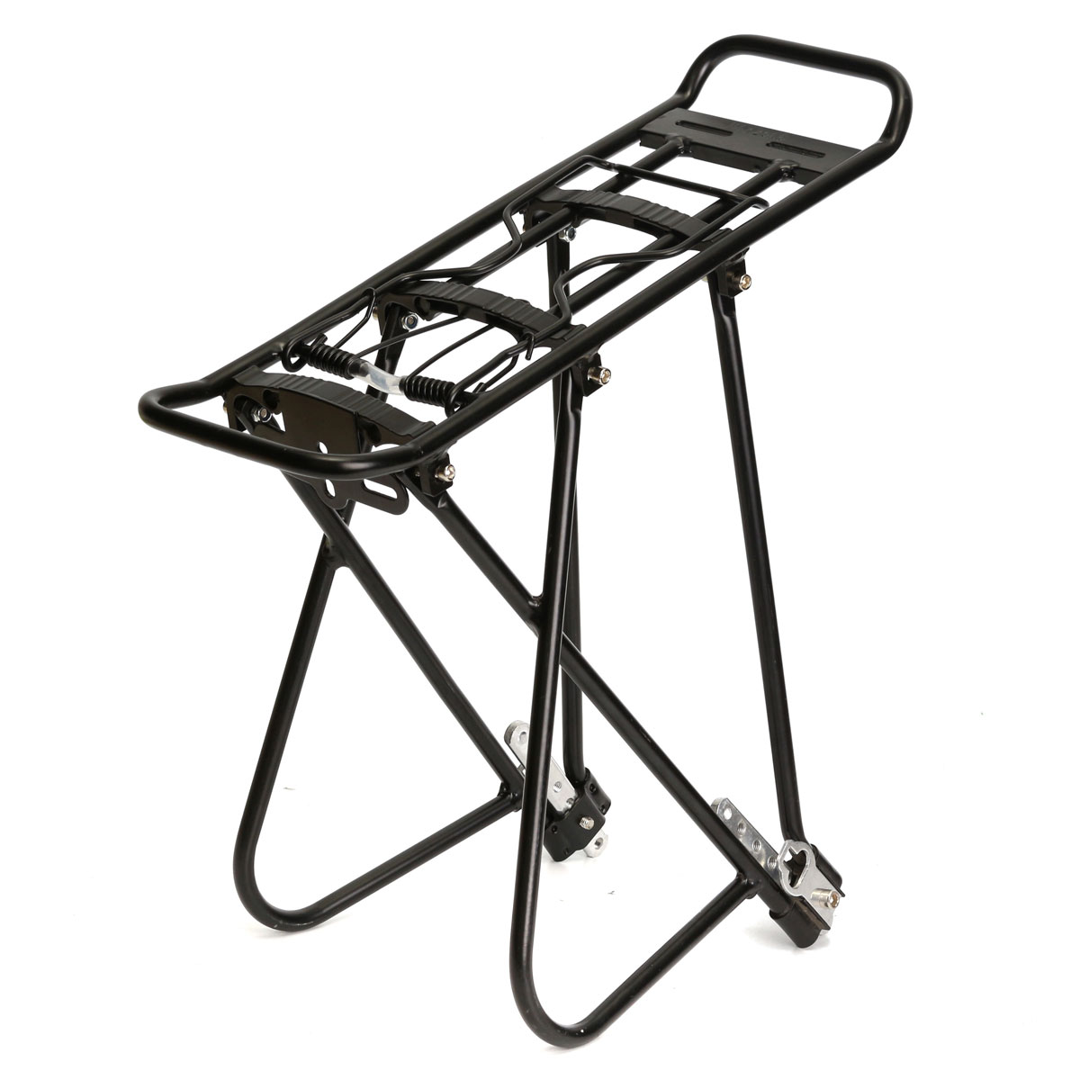 """For 24-27"""" Bike Aluminum Alloy Bicycle Racks Bicycle Luggage Carrier MTB Bicycle Mountain Bike Road Bike Rear Rack Cycling Accessories"""