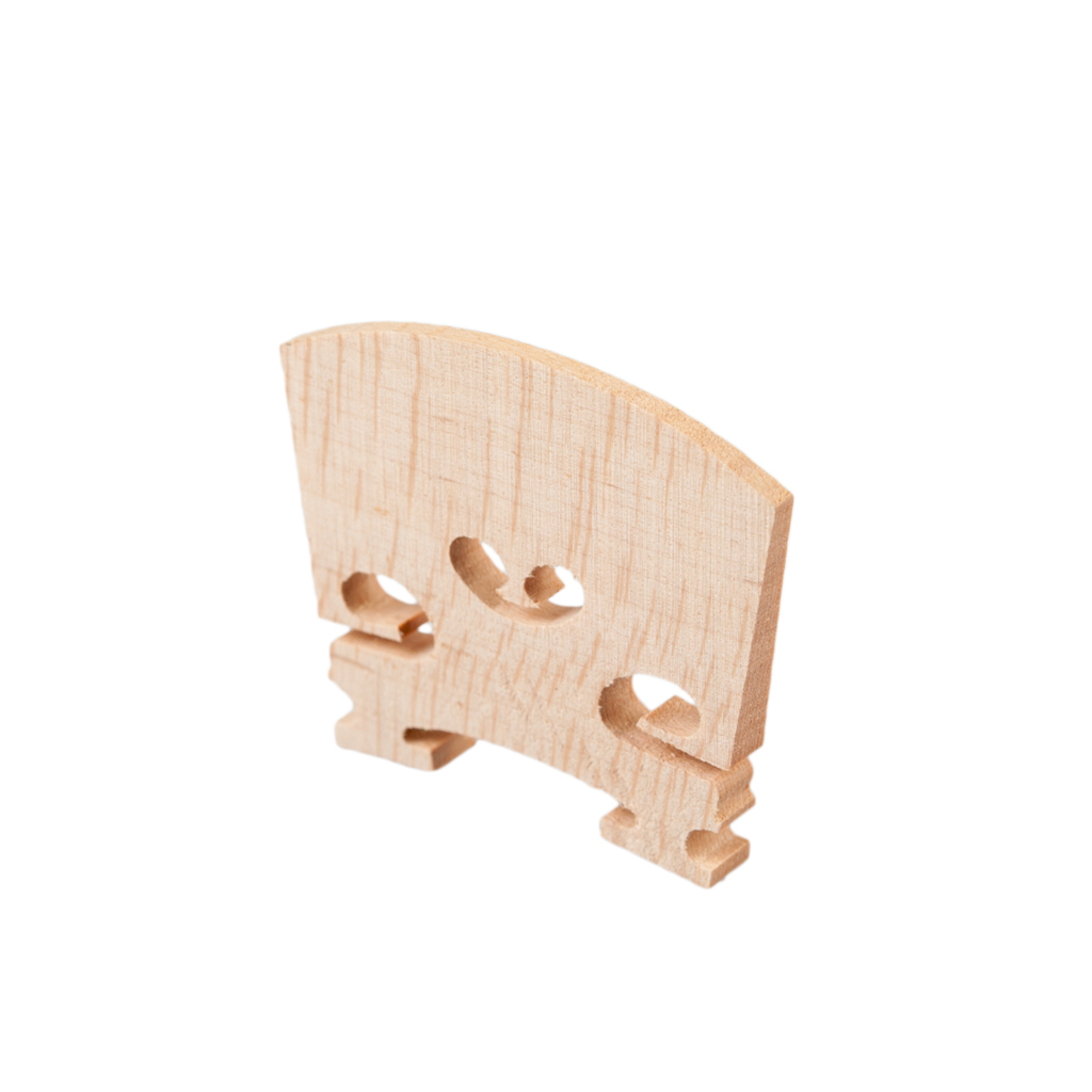 NAOMI 20 Pcs Violin Bridge Maple Violin Bridge For Violin Maple Wood Violin Parts Accessories