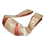 Electric Shiatsu Kneading Massage Shawl Infrared Heating Neck Shoulder Back Body Relax Massager