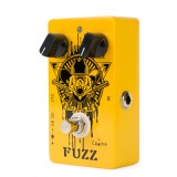 Caline CP-46 Fuzzy Bear Fuzz Guitar Effect Pedal Guitar Accessories Pedal Effect Fuzz Pedal Guitar Pedal Fuzz Guitar Parts
