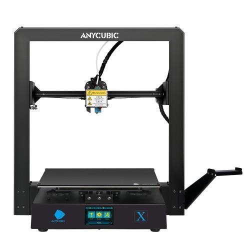 Anycubic Mega X 3D Printer Kit 300x300x305mm Printing Size Modular Design with Dual Z Axis Filament Detect Ultrabase Platform