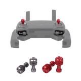 SUNNYLIFE Remote Controller Universal Aluminum Joystick Sticks Thumb Rocker for DJI Mavic Mini/Mavic 2/Mavic AIR RC Drone