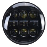5.75 Inch 45W 12V Motorcycle LED Headlight Projector Hi-Lo Beam Round Lamp