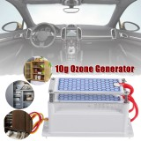 10g Ozone Generator Ozone Disinfection Machine Home & Commercial Air Purifier Cleaner Ozone Generator Deodorizer Sterilizer