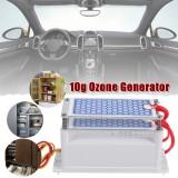 10g Ozone Generator Ozone Disinfection Machine Home & Commercial Air Purifier Cleaner Ozone Generator Deodorizer Sterilizer