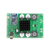 HNYATX 80/100W TWS Pair Box Mono Wireless Group Stereo bluetooth 5.0 Power Amplifier Board Serial Port Renamed Line-in