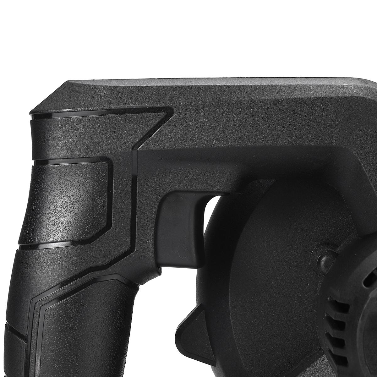Cordless Dust Leaf Blower Handheld Vacuum Cleaner Garden For Makita 18V Battery