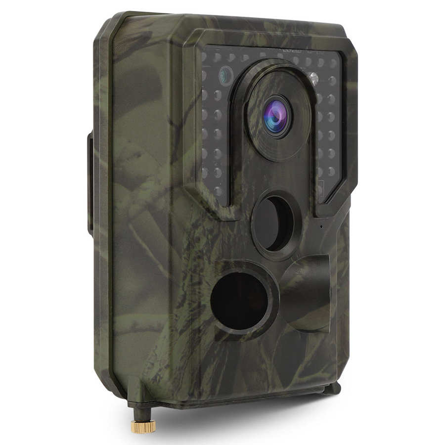 PR400C 12MP 1080P HD 120 Infrared Night Vision Hunting Camera Outdoor Shooting Hunting Trail Camera for Home Security and Wildlife Monitoring