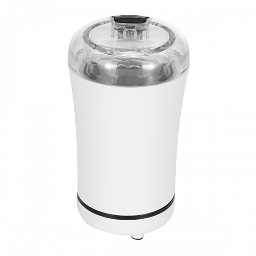 Electric Coffee Mill Grinder 800W 220V Transparent Lid Security Snap for Beans Spices Nuts