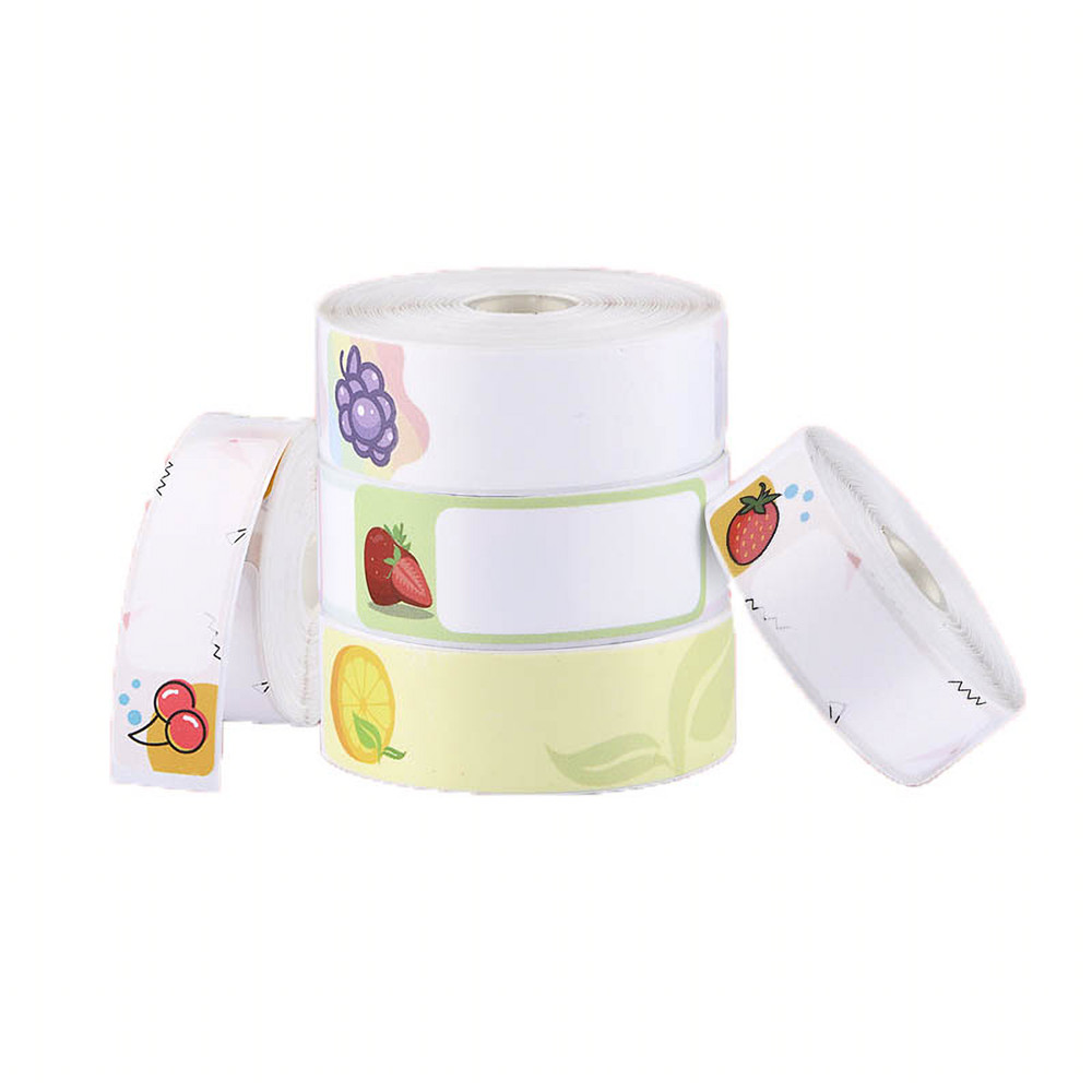 D11 Label Supermarket Printer Paper Wireless Label Sticker Portable Home Use