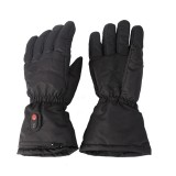 Electric Heated Gloves Touch Screen Winter Full Finger Warmer Waterproof Washable For Motorcycle Electric Bicycle Scooter Riding Skiing