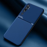 Bakeey for Xiaomi Redmi 9A Case Magnetic Texture Non-slip Leather TPU Shockproof Protective Case 