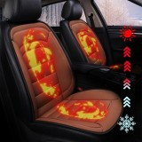 12V Universal Car RV Heated Seat Cushion Cover Heating Heater Warmer Pad Winter