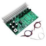 300W High Power Amplifier Board 2.0 Channle V-MOS Field Effect Amplifier DIY HiFi Speaker Audio Amplifier Module Dual 24V-26V