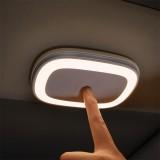 Baseus USB Charging Touch Senor Car Roof Night Light Ceiling Magnet Lamp Wireless Automobile Car Interior Reading Light