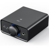 FiiO K5 Pro AK4493 HiFi Audio Amplifier AK4493EQ 768K/32Bit DSD Decoding DAC AMP with RCA 6.35/3.5mm Output USB-B OPT COAX RCA Input