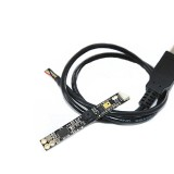 2MP Fixed Focus Free Driver Camera Module 5 pin USB2.0 Webcam with Standard UVC Protocol HM2057 1600*1200