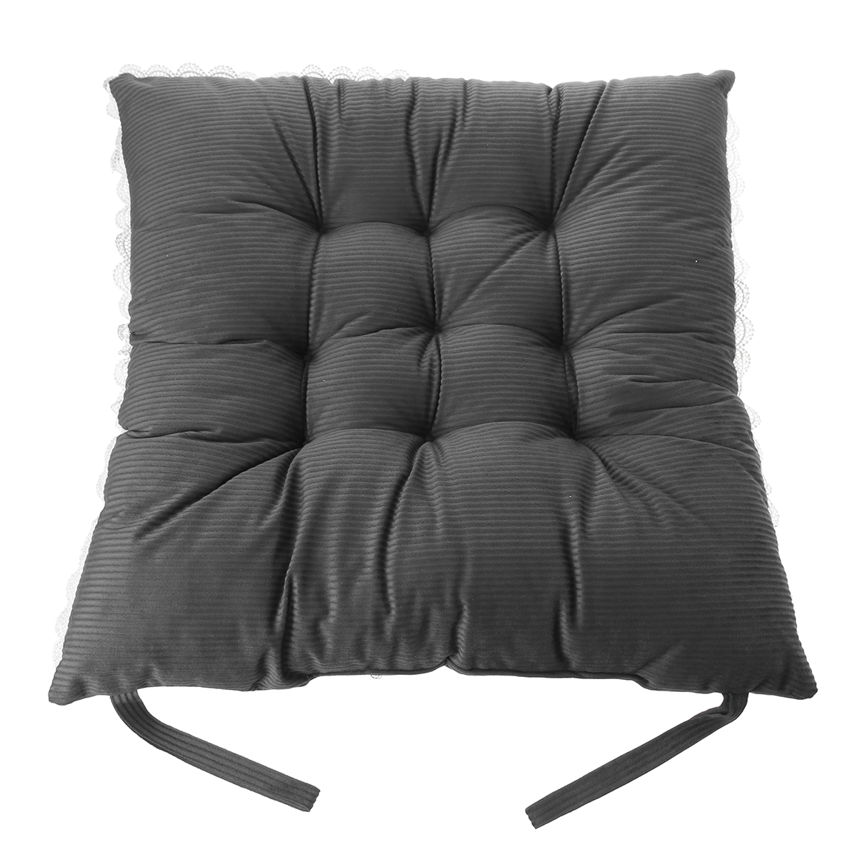 Soft Square Cotton Cushion Soft Comfort Sit Mat Indoor Outdoor Sofa Chair Seat Cushion Pillow Pads Home Office Supplies