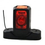 12V 24V Front Rear Side Marker Indicator Lights LED Lamp For Truck Lorry Trailer