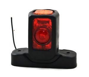 12V 24V Front Rear Side Marker Indicator Lights LED Lamp For Truck Lorry Trailer