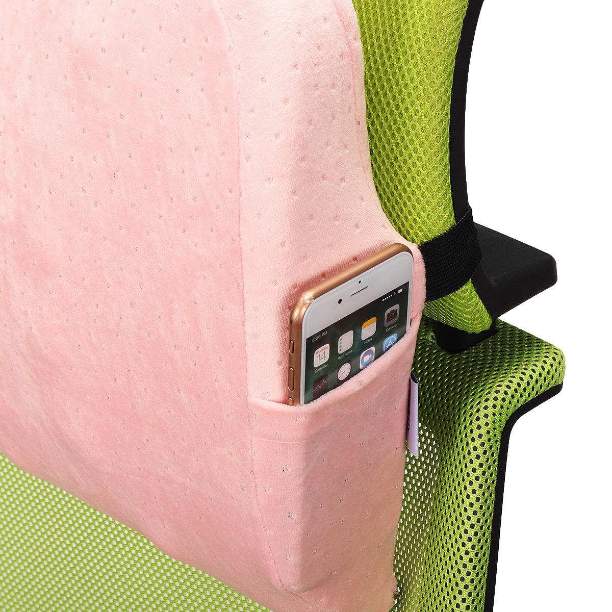 Car Seat Cushion Lumbar Support Memory Foam Seat Cushion Lumbar Back Support