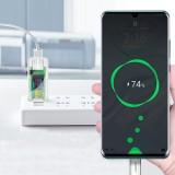 U96 USB Tester DC Digital Voltmeter Power Bank Charger Indicator Voltage Current Meter Detector Clear