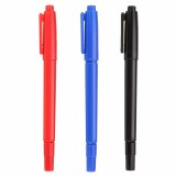 CD/DVD Special Non Erasable Double Headed Marker Pens Set Tip/Thick Brush Drawing Marking Oil Watercolor for School Supplies