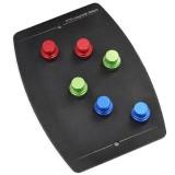 KGX PCB Board Holder Fixture with 6Pcs Netic Pins Circuit Board Soldering Platform PCB Netic Fixture Mobiile Phone Repair Tool