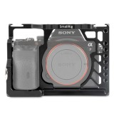 SmallRig 1815 Camera Cage for Sony A7 Series A7 A7S A7R Video Making Protective Cage Rig for Video Recording Vlog Photography