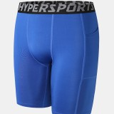 Mens Casual Stretch Quick Dry Breathable Stretch Sport Fitness Training Running Shorts