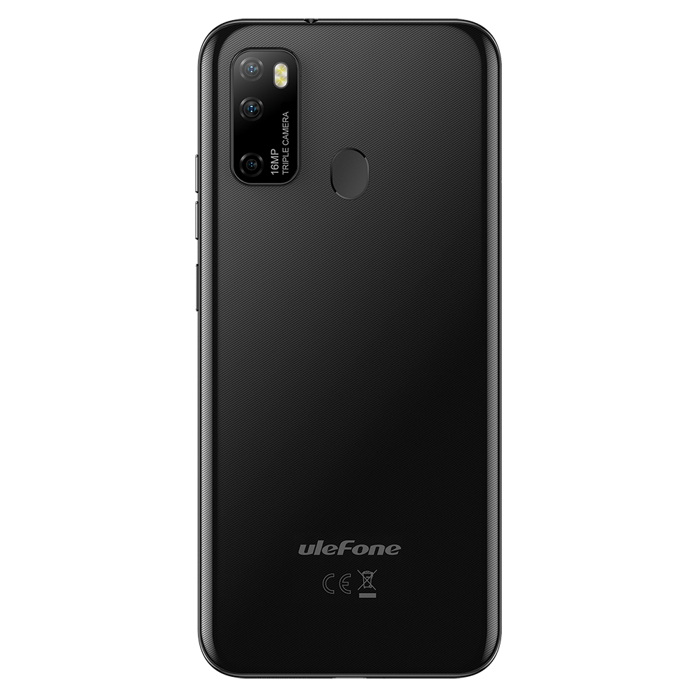 Ulefone Note 9P 6.52 inch 16MP Triple Camera Android 10 4GB RAM 64GB ROM MTK MT6762 Octa Core 4G Smartphone
