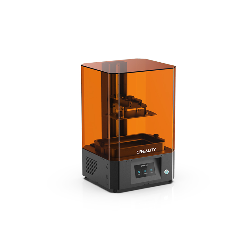 Creality 3D LD-006 Resin 3D Printer Upgraded 8.9inch 4K Monochrome Screen 192x120x250mm Print Size with 4.3'' Color Touch Screen