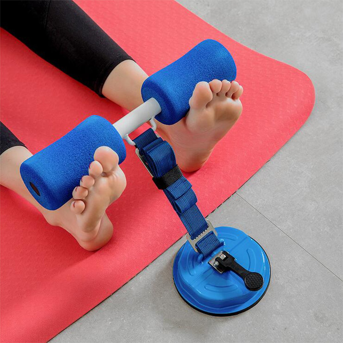 Abdominal Suction Cup Sit Up Aid Vest Line Abdominal Muscle Training Fitness Equipment