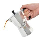 150/300/450/600ML Aluminum Coffee Maker Mocha Espresso Percolator Pot Coffee Maker