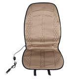 12V Auto Car Heated Front Seat Cushion Cover Heating Heater Warmer Pad Winter