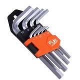 9Pcs RJXHOBBY Hex Key Allen Wrench Set 1.5mm to 10mm Key Allen Set