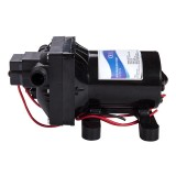NEWMAO 12 24V 55PSI Booster Pump Yacht RV Car Water Supply Pump Clear Water High Pressure Micro Diaphragm Pump