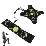 Youth Soccer Trainer Hands Free Solo Soccer/Volleyball/Rugby Trainer Adjustable Waist Belt Football Training Device Fit No. 4/5 Football