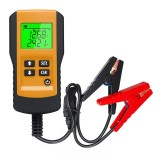 Digital 12V Car Battery Tester Automotive Battery Load Test Analyzer Voltage Ohm CCA Diagnostic Tool with LCD Display