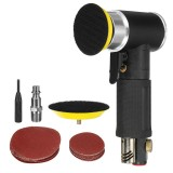 3mm Air Die Grinder Pneumatic Grinding Polishing Machine Eccentric Sand Paper Machine 2I nch 3 Inch Pad Size