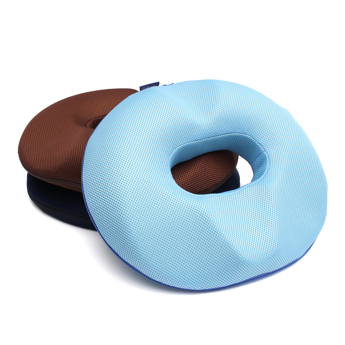 Memory Sponge Seat Cushion Slow Rebound Dual Comfort Office Home Chair Car Cushion Multi-color Selectable
