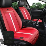 Universal 3 In 1 Car Seat Cover Cooling & Warm Heated & Massage Chair Cushion with 10 Fan Multifunction Automobiles Seat Covers