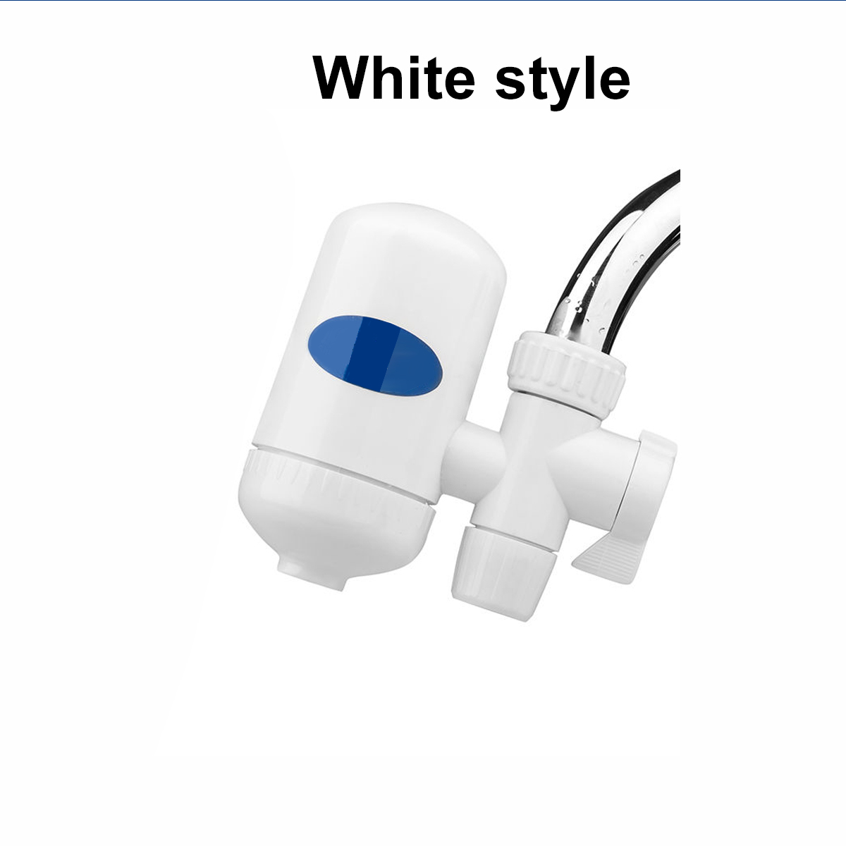 Bakeey Faucet Tap Water Purifier Filter Kitchen Tap Water Filter Washing Vegetable and Cooking Water Filter