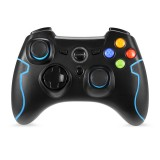 EasySMX ESM-9013 2.4G Wireless Game Controller for Windows PC PS3 Game Console TV Box Dual Vibration Somatosensory Joystick Gamepad for Android Mobile Phone