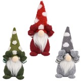 Christmas Home Desktop Window Decor Christmas tree Ragdoll Faceless Santa Claus toys for children Christmas Gifts Supplies