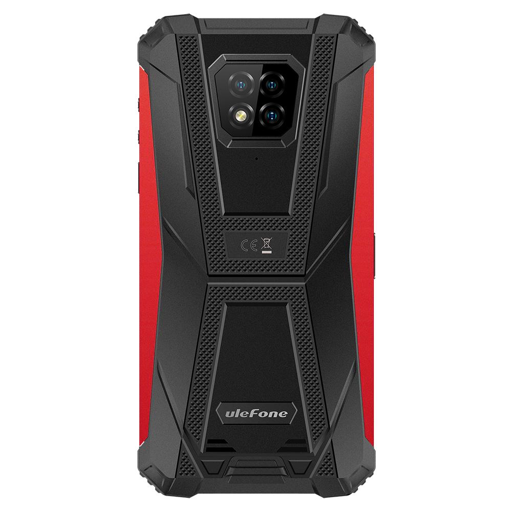 Ulefone Armor 8 IP68 IP69K Waterproof 6.1 inch 4GB 64GB 16MP Triple Rear Camera NFC 5580mAh Helio P60 Octa Core 4G Rugged Smartphone