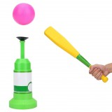 Kids Baseball Set Automatic Launcher Baseball Toys Children Indoor Outdoor Sports Toys