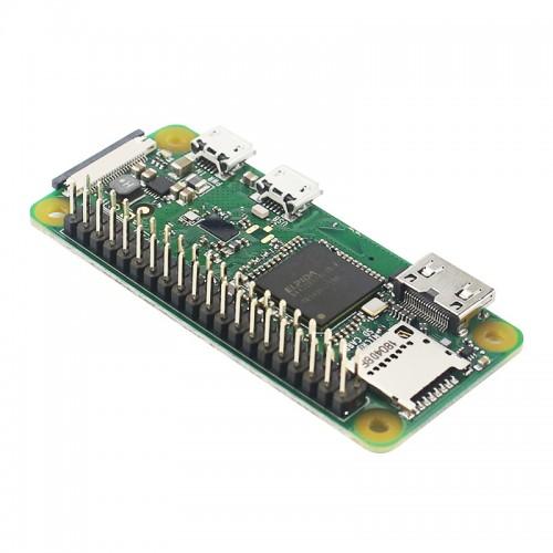 Raspberry Pi Zero WH Board 1GHz CPU 512MB RAM WIFI & bluetooth 4.1 with Soldering Header